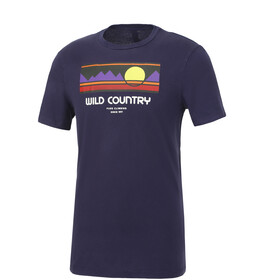 Wild Country Stamina Tee Men astral heritage